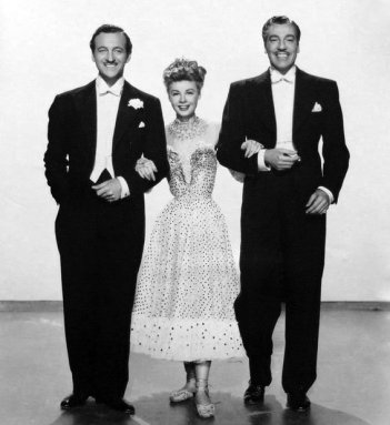 Happy Go Lovely: Vera-Ellen, David Niven & Cesar Romero
