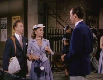 I Love Melvin: Debbie Reynolds, Richard Anderson, and Donald O'Connor