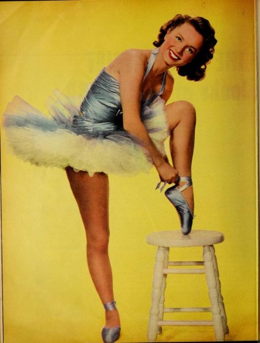 Give a Girl a Break: Debbie Reynolds