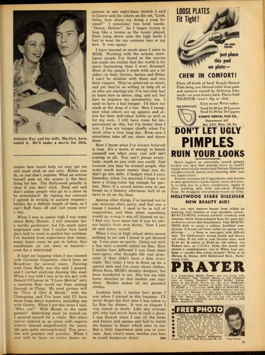 Give a Girl a Break: Debbie Reynolds