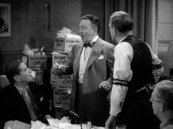 Christmas in July: William Demarest and Raymond Walburn