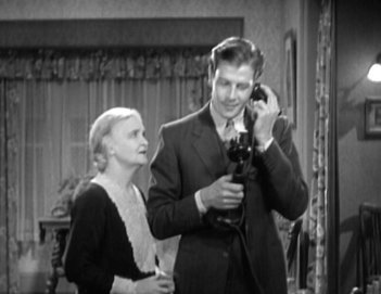 Kept Husbands: Joel McCrea and Mary Carr