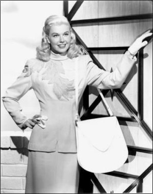Romance on the High Seas: Doris Day
