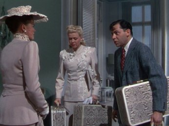 Romance on the High Seas: Doris Day, Janis Paige, and Oscar Levant