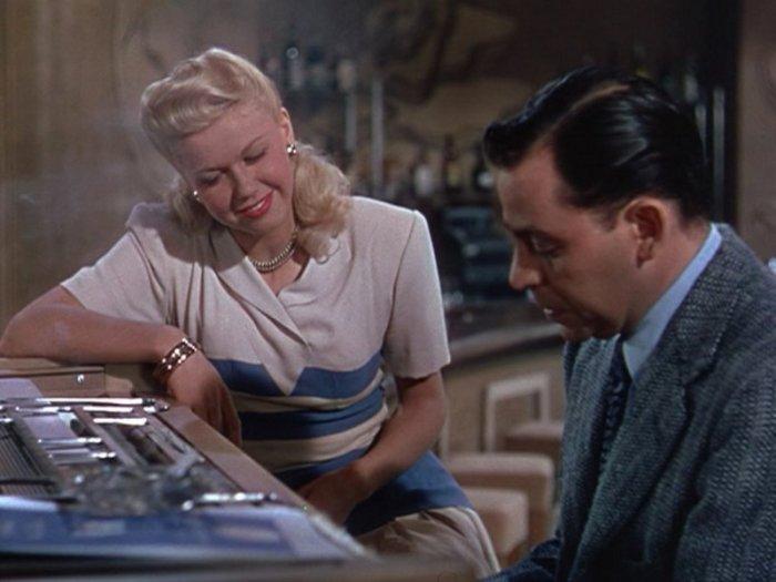 Romance on the High Seas: Doris Day and Oscar Levant