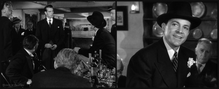 Ball of Fire: Dana Andrews & Gary Cooper