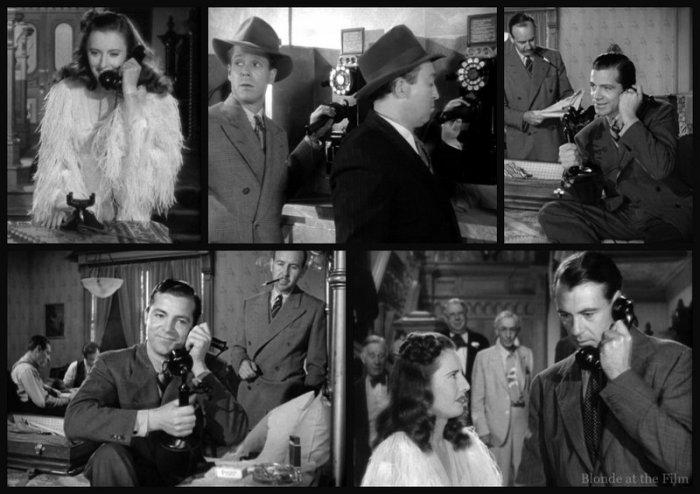 Ball of Fire: Barbara Stanwyck, Dana Andrews & Gary Cooper