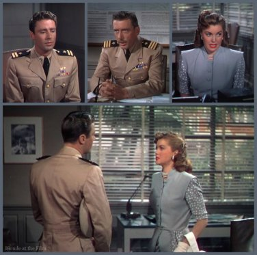 On An Island With You: Esther Williams, Leon Ames, and Peter Lawford