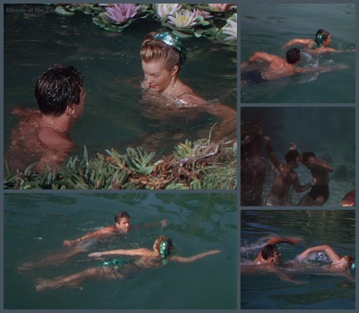On An Island With You: Esther Williams, Ricardo Montalban, and Peter Lawford