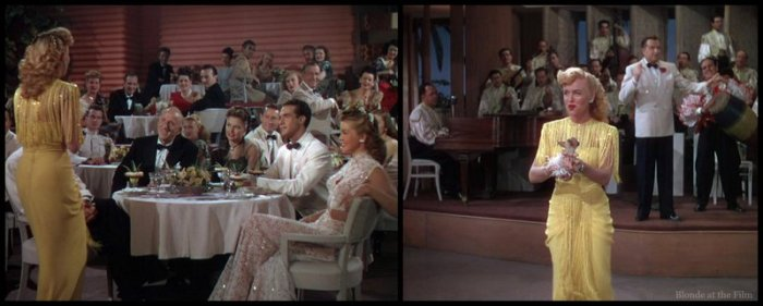 On An Island With You: Esther Williams, Betty Reilly, Ricardo Montalban, and Jimmy Durante