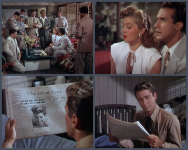On An Island With You: Esther Williams, Peter Lawford, and Ricardo Montalban