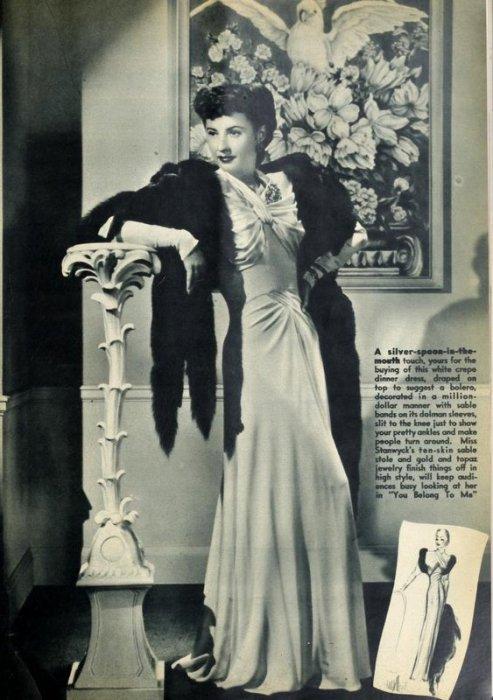 Photoplay: Barbara Stanwyck