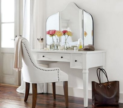 Pottery Barn via: https://www.potterybarn.com/products/meredith-smart-technology-vanity-desk/?pkey=e%7Cmeredith%2Bsmart%2Btechnology%2Bvanity%2Bdesk%7C32%7Cbest%7C0%7C1%7C48%7C%7C1&cm_src=PRODUCTSEARCH