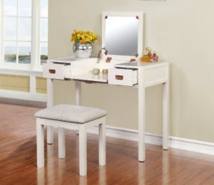 Target via: https://www.target.com/p/audrey-vanity-set-white-linon/-/A-51012254