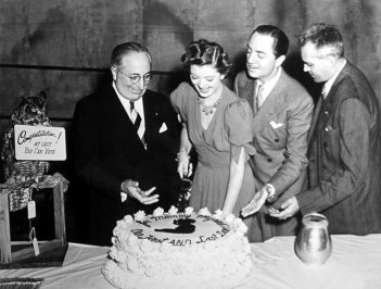 Another Thin Man: William Powell, Myrna Loy, and Louis B. Mayer