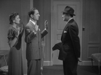 Another Thin Man: William Powell, Myrna Loy and Sheldon Leonard