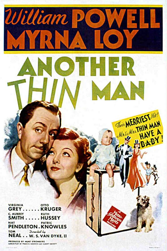Image result for another thin man