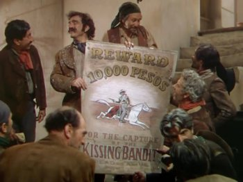 The Kissing Bandit: J. Carrol Naish