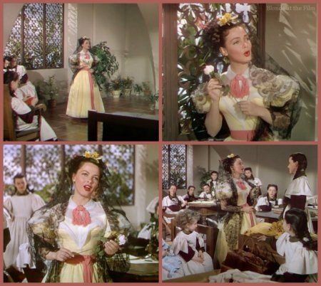 The Kissing Bandit: Kathryn Grayson