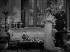 The Richest Girl in the World: Miriam Hopkins & Henry Stephenson