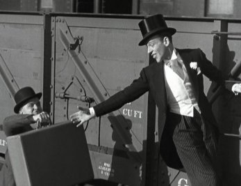 Swing Time: Fred Astaire & Victor Moore