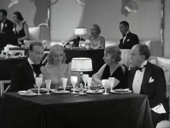 Swing Time: Fred Astaire, Ginger Rogers, Victor Moore, & Helen Broderick