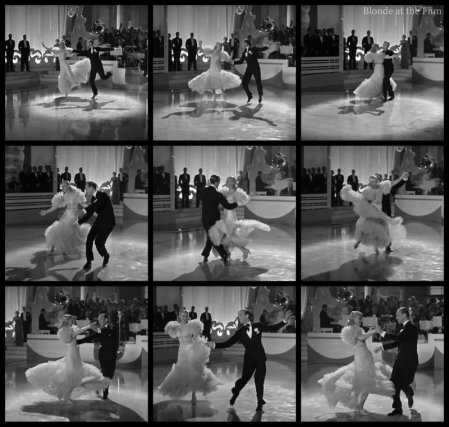 Swing Time: Fred Astaire & Ginger Rogers