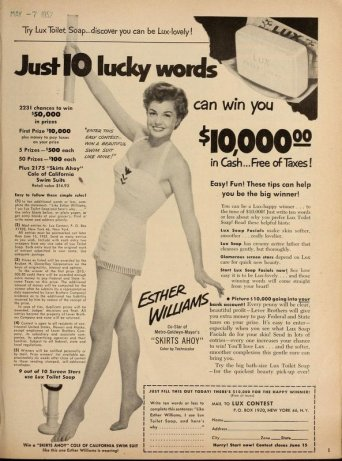 Skirts Ahoy: Esther Williams