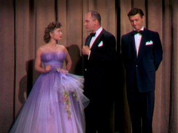 Skirts Ahoy: Debbie Reynolds, Keenan Wynn, and Bobby Van