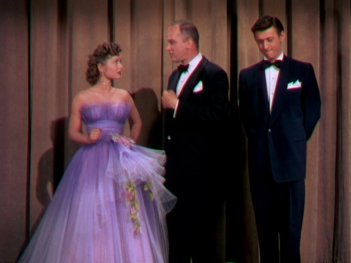 Skirts Ahoy: Debbie Reynolds, Keenan Wynn, and Bobby Van