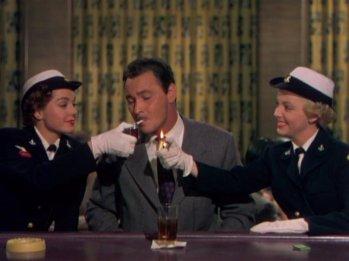 Skirts Ahoy: Esther Williams, Vivian Blaine, and Barry Sullivan