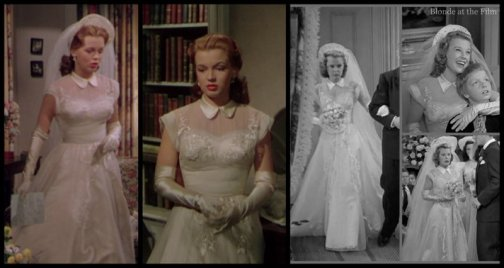 Skirts Ahoy: Joan Evans and June Allyson in The Bride Goes Wild