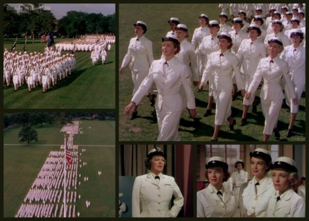 Skirts Ahoy: Esther Williams, Joan Evans, and Vivian Blaine