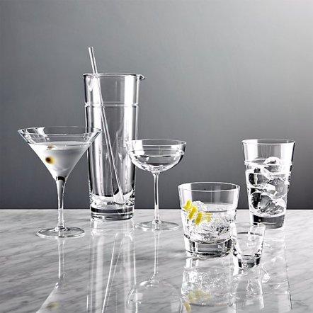 https://www.crateandbarrel.com/drinkware-collections/callaway-drinkware/1