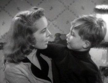 Holiday Affair: Janet Leigh & Gordon Gebert