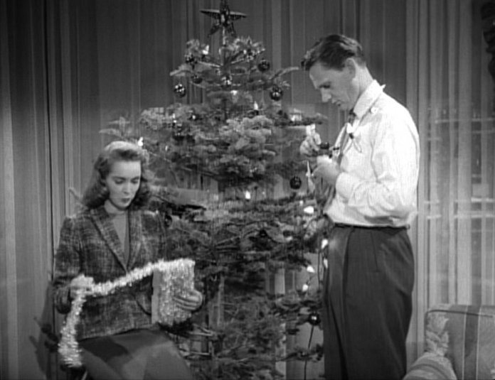 Holiday Affair: Janet Leigh & Wendell Corey