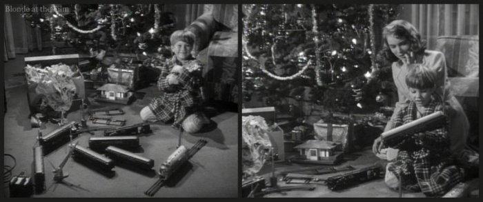 Holiday Affair: Janet Leigh & Gordon Gebert