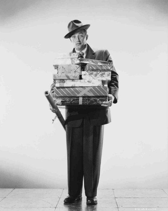 Holiday Affair: Robert Mitchum