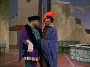 Kiss Me Kate: Howard Keel and Kurt Kasznar