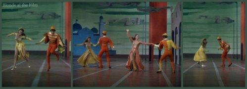 Kiss Me Kate: Ann Miller, Tommy Rall, Bob Fosse, and Bobby Van