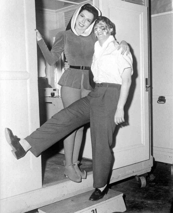 Kiss Me Kate: Ann Miller and Bobby Van