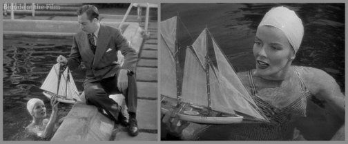 The Philadelphia Story: Katharine Hepburn and John Howard