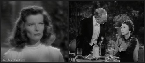 The Philadelphia Story: Katharine Hepburn, Mary Nash, and John Halliday