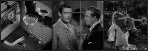 The Philadelphia Story: Katharine Hepburn, John Howard, Cary Grant, and James Stewart