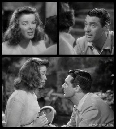 The Philadelphia Story: Katharine Hepburn and Cary Grant