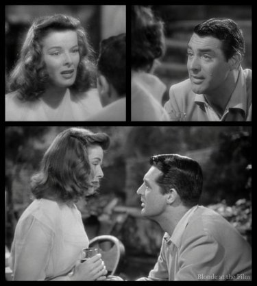 The Philadelphia Story: Katharine Hepburn and Cary Grant
