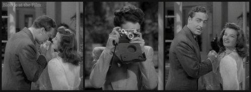 The Philadelphia Story: Katharine Hepburn, John Howard, and Ruth Hussey