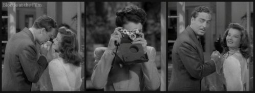The Philadelphia Story: Katharine Hepburn, John Howard, and Ruth Hussey