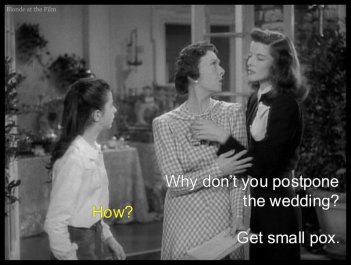 The Philadelphia Story: Katharine Hepburn, Mary Nash, and Virginia Weidler