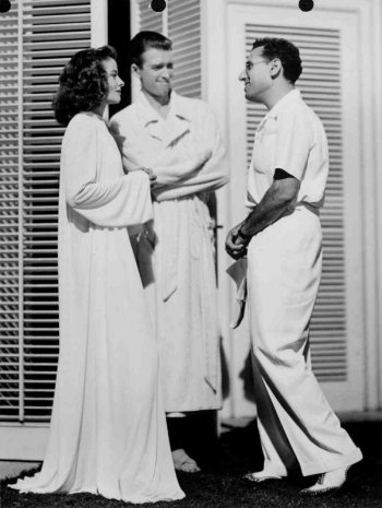 The Philadelphia Story: Katharine Hepburn, George Cukor, and James Stewart